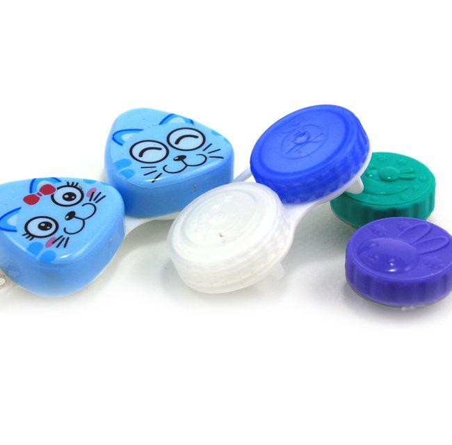 Kontaktlinsen auch für Kinder möglich …