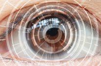 Augenvermessung